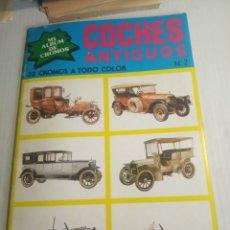 Coleccionismo deportivo: COCHES ANTIGUOS. Lote 175434159
