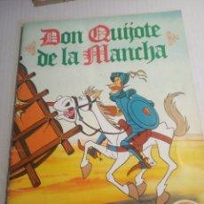 Coleccionismo deportivo: DON QUIJOTE DE LA MANCHA. Lote 175446482