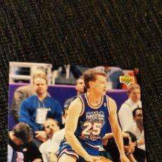 Coleccionismo deportivo: CARD NBA UPPER DECK 1993 #11. Lote 175460593