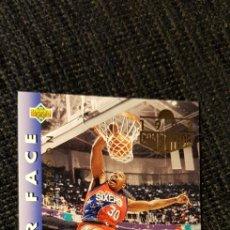 Coleccionismo deportivo: CARD NBA UPPER DECK 1993 #32. Lote 175461409