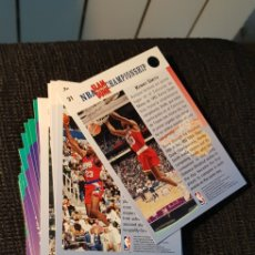 Coleccionismo deportivo: LOTE 118 NBA CARDS UPPER DECK 1993. Lote 175548494