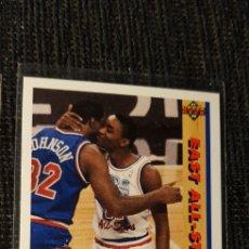 Coleccionismo deportivo: LOTE 4 CARDS NBA USA UPPER DECK 1992. Lote 175628815