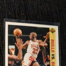 Coleccionismo deportivo: CARD NBA UPPER DECK 1992 #177. Lote 175630823