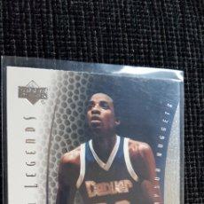 Coleccionismo deportivo: CARD NBA UPPER DECK LEGENDS 2000/01 #33. Lote 175930122