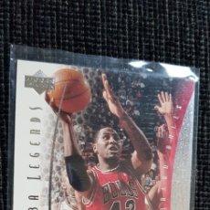 Coleccionismo deportivo: CARD NBA UPPER DECK LEGENDS 2000/01 #57. Lote 175930215