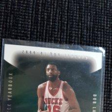 Coleccionismo deportivo: CARD NBA UPPER DECK LEGENDS 2000/01 #Y6. Lote 175930407