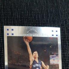 Coleccionismo deportivo: CARD NBA TOPPS CHROME 2007/08 ROOKIE CARD JUAN CARLOS NAVARRO. Lote 176289315