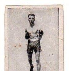 Coleccionismo deportivo: COLECCIONISMO DEPORTIVO BOXEO. CROMO RICHARD GREILING. FRITZ ENSEL. VER FOTOS.. Lote 176333834