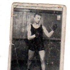 Coleccionismo deportivo: COLECCIONISMO DEPORTIVO BOXEO. CROMO RICHARD GREILING. GRIMM. VER FOTOS.. Lote 176336250