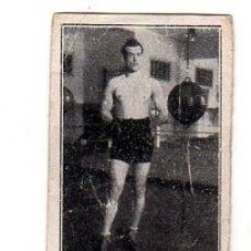 Coleccionismo deportivo: COLECCIONISMO DEPORTIVO BOXEO. CROMO RICHARD GREILING. PERSSON. VER FOTOS.. Lote 176338129