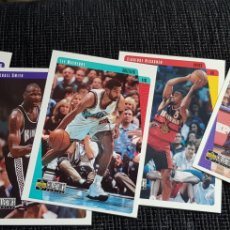 Coleccionismo deportivo: LOTE 17 CARDS NBA UPPER DECK 1997. Lote 176406650