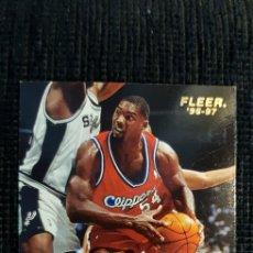 Coleccionismo deportivo: CARD NBA FLEER 1996/97 #231. Lote 176860600