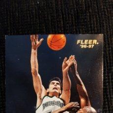 Coleccionismo deportivo: CARD NBA FLEER 1996/97 #250. Lote 176860678