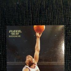 Coleccionismo deportivo: CARD NBA FLEER 1996/97 #256. Lote 176860749