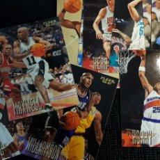 Coleccionismo deportivo: LOTE 28 CARDS NBA FLEER 1996/97. Lote 176861180