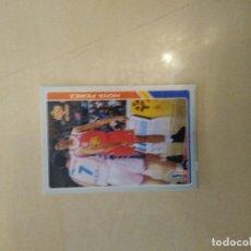 Coleccionismo deportivo: LAS FICHAS ACB 95, MUNDICROMO 168 MOYA PÉREZ. Lote 176960495