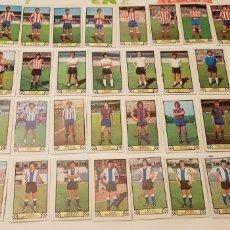 Coleccionismo deportivo: LOTE DE 109 CROMOS 79-80 EDICIONES ESTE DESPEGADOS.. Lote 177514957