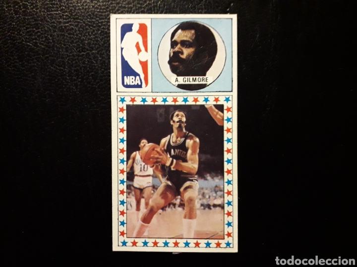ARTIS GILMORE NBA. N° 170 J MERCHANTE. LIGA BALONCESTO 1986-1987. 86 87. DESPEGADO. VER FOTOS (Coleccionismo Deportivo - Cromos otros Deportes)