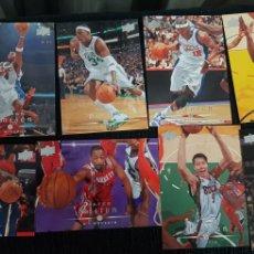 Coleccionismo deportivo: LOTE 25 CARDS NBA UPPER DECK 2008/09. Lote 177684302