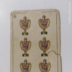 Coleccionismo deportivo: CROMO DE BOXEO-COPAS DE BOXEO-CHOCOLATE AMATLLER-VER REVERSO-(V-17.756). Lote 178979420