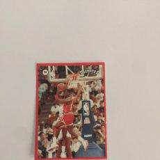 Coleccionismo deportivo: MICHAEL JORDAN N 34 GIGANTES DEL BASKET. Lote 194652875