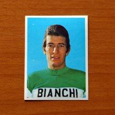 Coleccionismo deportivo: CICLISMO - 287 FELICE GIMONDI - EDITORIAL MAGA 1973 - AUTO FLASH - NUNCA PEGADO. Lote 179250512