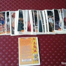 Coleccionismo deportivo: BALONCESTO ACB 95-96 MUNDICROMO SPORT -ACB 95 CROMOS SUELTOS. Lote 179339566