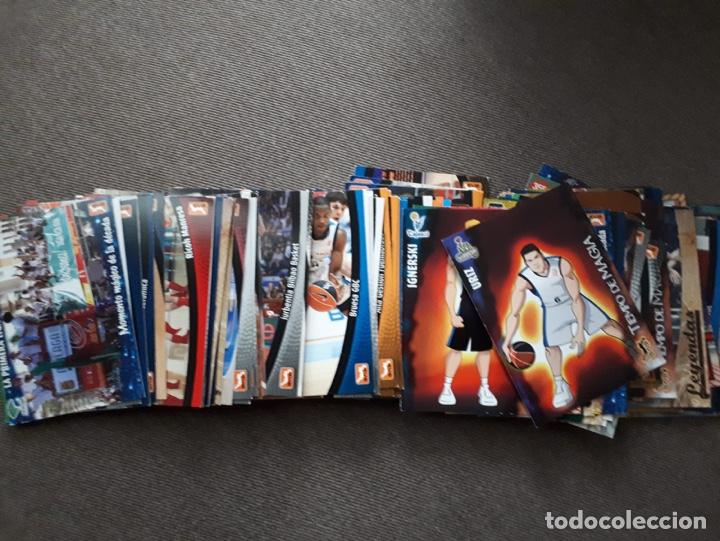 Coleccionismo deportivo: Cartas Liga Baloncesto Temporada 08-09 - Foto 3 - 180170482