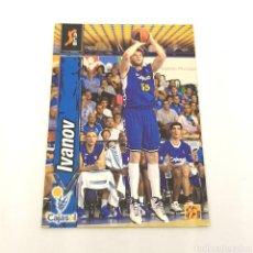 Coleccionismo deportivo: (C-21) CROMO ACB LIGA 2010-2011 10/11 - (CAJASOL) 138 IVANOV. Lote 180404976