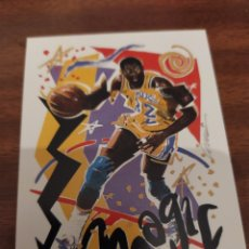 Coleccionismo deportivo: MAGIC JOHNSON 367 NBA HOOPS 1990-91 LOS ANGELES LAKERS. Lote 181774857