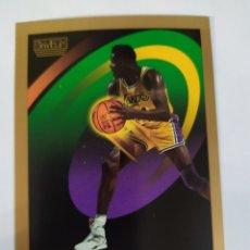 Coleccionismo deportivo: SAM PERKINS 391 NBA SKYBOX 1990-91 LOS ANGELES LAKERS. Lote 181802937