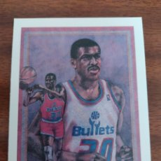 Coleccionismo deportivo: BERNARD KING 381 NBA HOOPS 1990-91 WASHINGTON BULLETS. Lote 182666192