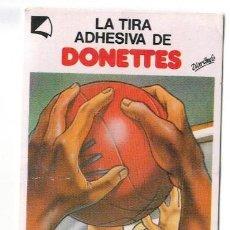 Coleccionismo deportivo: LA TIRA ADHESIVA DE DONETTES - DEPORTES - BALONCESTO. Lote 183704238