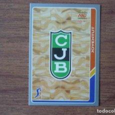 Coleccionismo deportivo: MUNDICROMO BALONCESTO ACB 95 Nº 25 ESCUDO (JOVENTUT BADALONA) - CROMO BASKET 1994 1995 . Lote 183720447