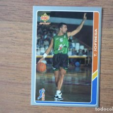 Coleccionismo deportivo: MUNDICROMO BALONCESTO ACB 95 Nº 29 TOMAS JOFRESA (JOVENTUT BADALONA) - CROMO BASKET 1994 1995 . Lote 183721493
