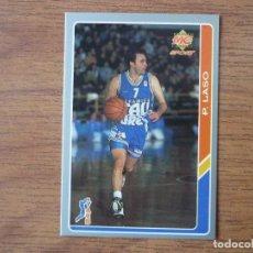 Coleccionismo deportivo: MUNDICROMO BALONCESTO ACB 95 Nº 54 PABLO LASO (TAUGRES BASKONIA) - CROMO BASKET 1994 1995 . Lote 183728258