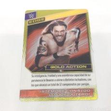 Coleccionismo deportivo: (C-25) CARTA WWE 2015 DE PANINI. N°162 EDGE. Lote 186190138