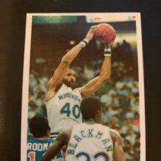 Collezionismo sportivo: 141 JAMES DONALSON (DONALDSON) J MERCHANTE 1987-88 CONVERSE 88 BALONCESTO NUEVO SIN PEGAR. Lote 189429312