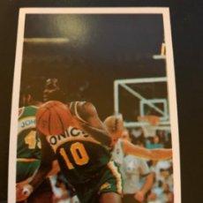 Collezionismo sportivo: 164 NATE MCMILLAN J MERCHANTE 1987-88 CONVERSE 88 BALONCESTO NUEVO SIN PEGAR. Lote 189432352