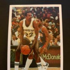 Collezionismo sportivo: 169 ROLANDO BLAKMAN (BLACKMAN) J MERCHANTE 1987-88 CONVERSE 88 BALONCESTO NUEVO SIN PEGAR. Lote 189432655