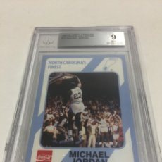Coleccionismo deportivo: DC - 1989 MICHAEL JORDAN N 16 BECKETT 9. Lote 189729331