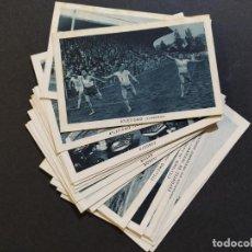 Coleccionismo deportivo: TODOS LOS DEPORTES-ATLETISMO-FUTBOL-BOXEO...ETC-COL·COMPLETA 21 CROMOS-(V-18.786). Lote 190873726