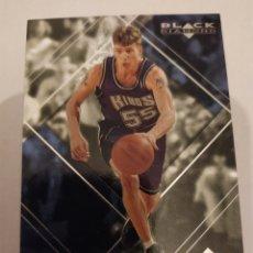 Collezionismo sportivo: JASON WILLIAMS 69 NBA UPPER DECK BLACK DIAMOND 1999-00 SACRAMENTO KINGS. Lote 191504756