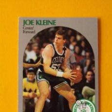 Coleccionismo deportivo: JOE KLEINE 42 NBA HOOPS 90 1990 1990-91 90-91 91 BOSTON CELTICS TRADING CARD. Lote 192025013