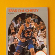 Coleccionismo deportivo: BRAD DAUGHERTY 73 NBA HOOPS 90 1990 1990-91 90-91 91 CLEVELAND CAVALIERS CAVS TRADING CARD. Lote 192033137
