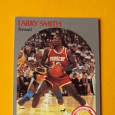 Coleccionismo deportivo: LARRY SMITH 128 NBA HOOPS 90 1990 1990-91 90-91 91 HOUSTON ROCKETS TRADING CARD. Lote 192040627
