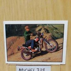 Coleccionismo deportivo: MOTO 80.. CROMO N °212..EDICIONES ESTE.. RECUPERADO.... Lote 194252492
