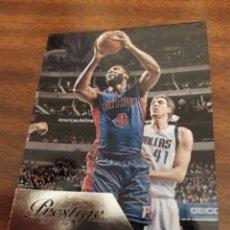 Coleccionismo deportivo: ANDRE DRUMMOND 146 NBA PANINI PRESTIGE 2015-16 DETROIT PISTONS. Lote 194519442
