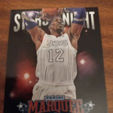 Coleccionismo deportivo: DWIGHT HOWARD 16 NBA PANINI MARQUEE 2012-13 LOS ANGELES LAKERS. Lote 194519568