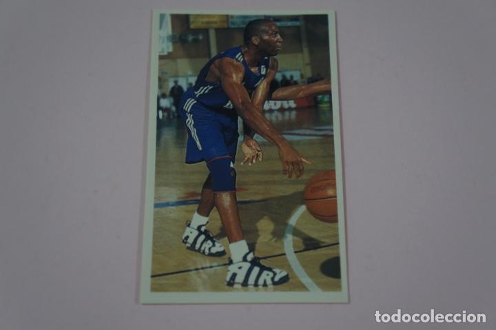 CROMO DE BALONCESTO JUGADAS ALL STARS 96-97 Nº 282 LIGA ACB 96-97 DE MUNDICROMO SPORT (Coleccionismo Deportivo - Cromos otros Deportes)
